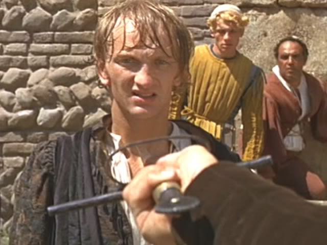 Ngidam Buku | Craving for Books: Mercutio (Romeo and ...