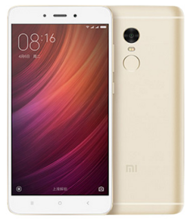 Xiaomi Redmi Note 4 High Edition