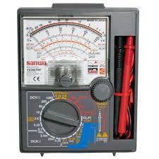 Jual Multimeter Analog Sanwa Yx360trf Harga Murah