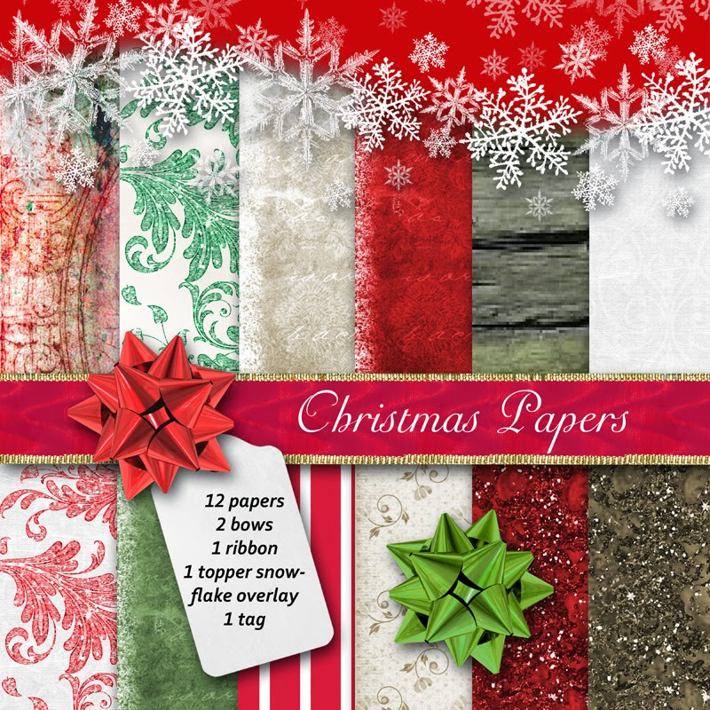 scrapbooking digital freebies christmas