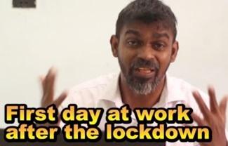 First day at work | Tika Bro Tamil