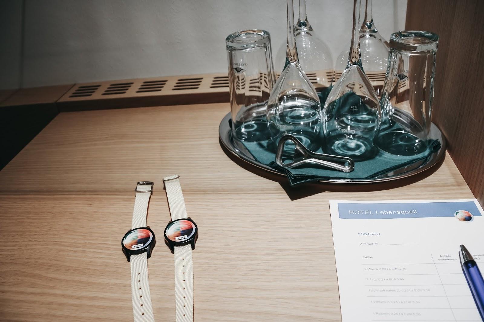 Lebensquell bad zell hotel review for Hotel lebensquell bad zell