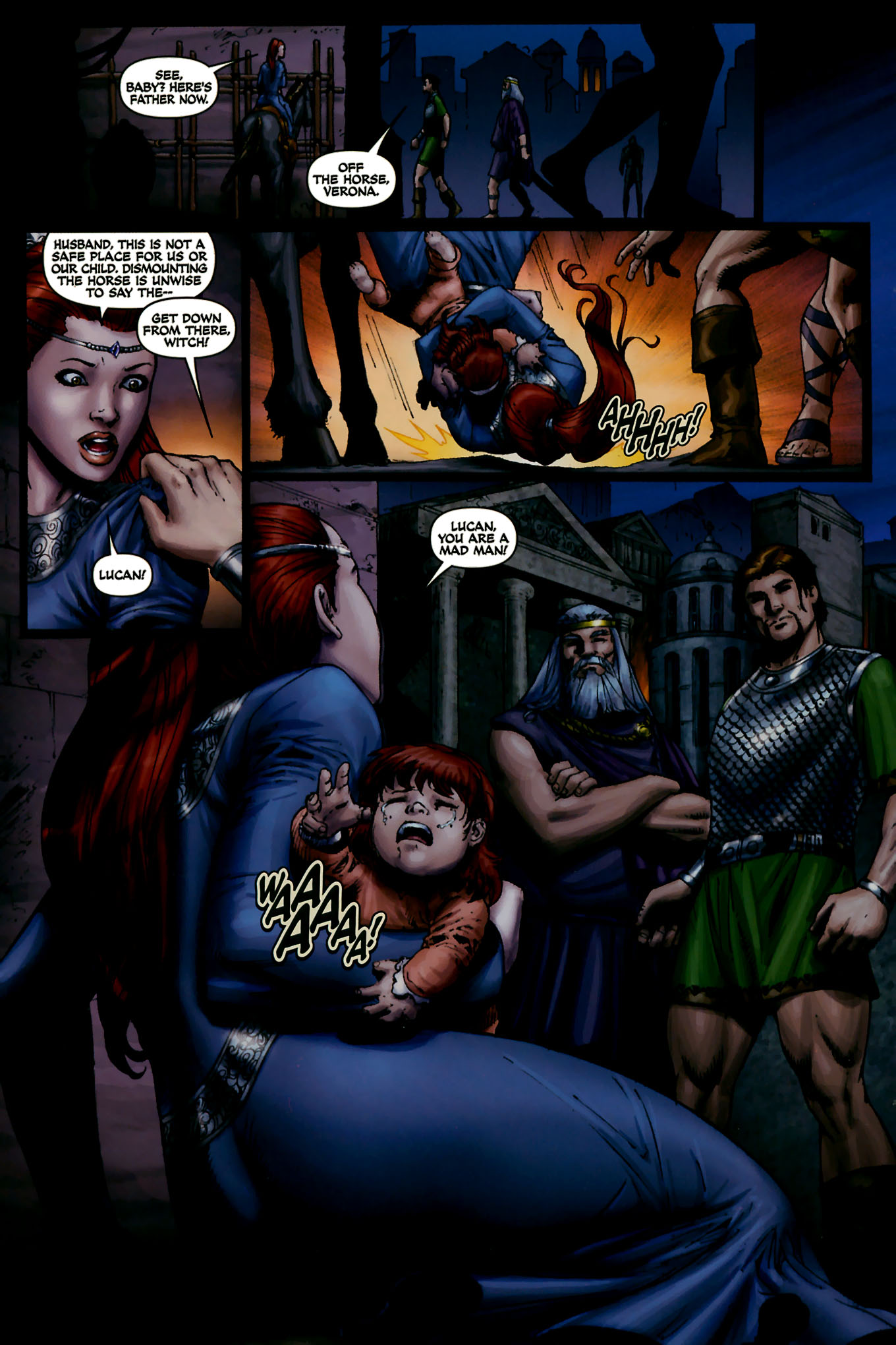 Read online Red Sonja (2005) comic -  Issue #44 - 8