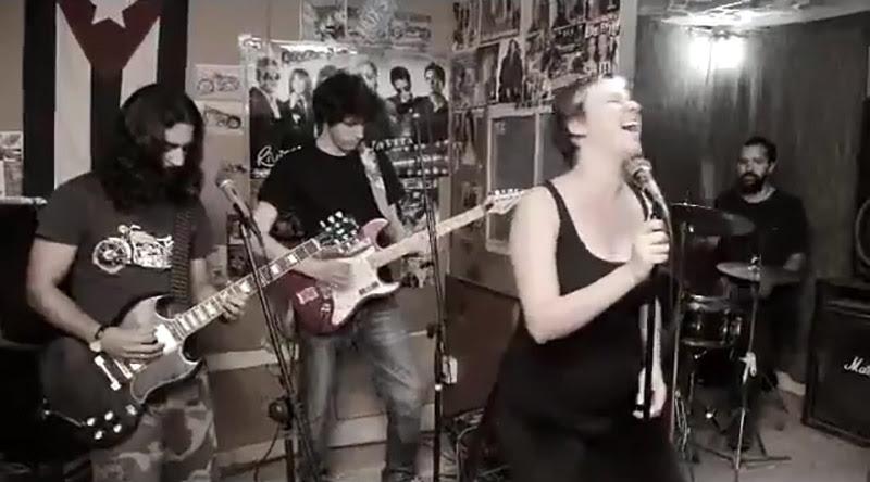 Habalama - ¨Killing in the name¨ - Videoclip - Dirección: Pako Espinosa Rossié. Portal Del Vídeo Clip Cubano - 04