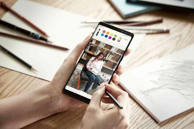 หลุดหน้าเว็บไซต์ซัพพอตของ Samsung Galaxy Note 9 บนเว็บ Samsung เอง