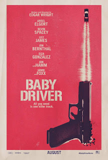 Baby Driver - Poster & Trailer