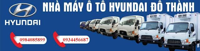 Đại lý bán xe tải Hyundai tại Quảng Bình