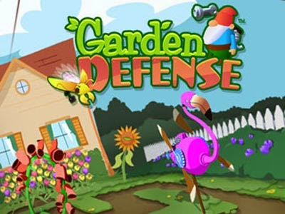 غلاف لعبة Garden Defense Game