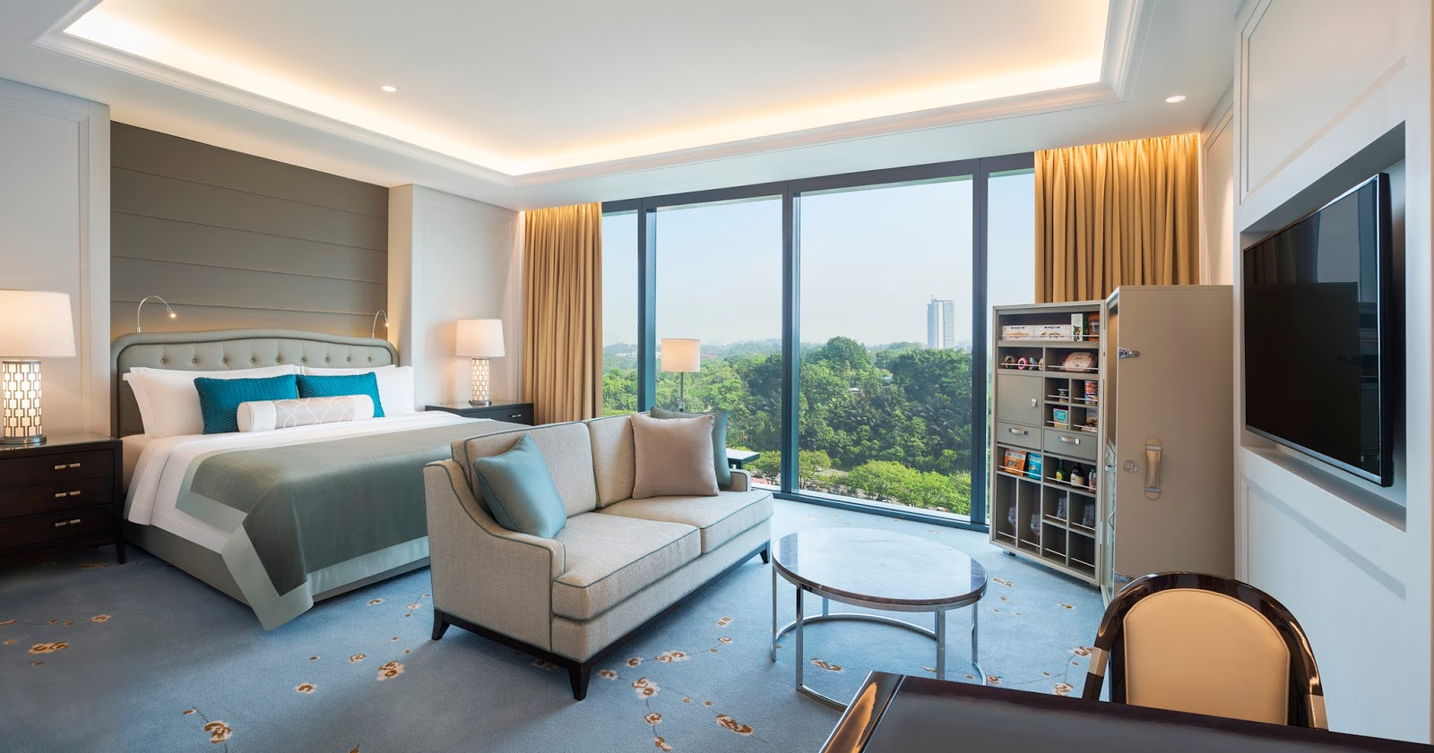 Most Expensive Hotel Room In Kuala Lumpur