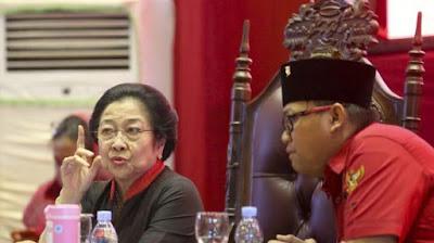 Kepala Daerah Yang Diusung PDIP Wajib Dukung Jokowi Saat Pilpres