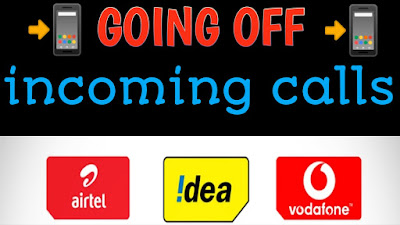 incoming calls now it paid || incoming calls are not free