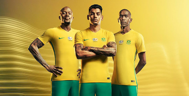 South Africa National Football Team Zoom Background 2