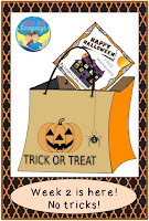 Trick or Treat! Get your treat at Looks Like Language!