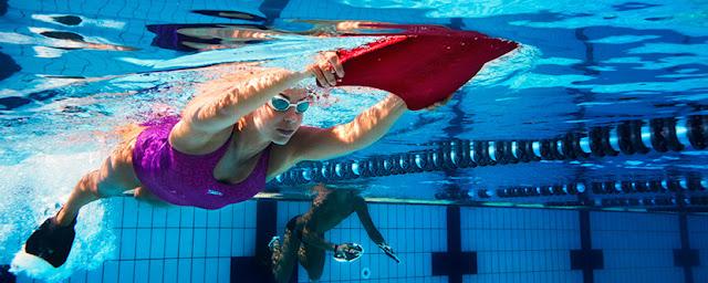 Su Sporları Dendiği Zaman Akla İlk Gelen Spor Dalları - Yüzme - Kurgu Gücü