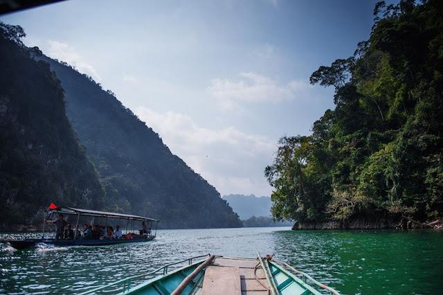 Family Tours in Ba Be Lake – Vietnam 2
