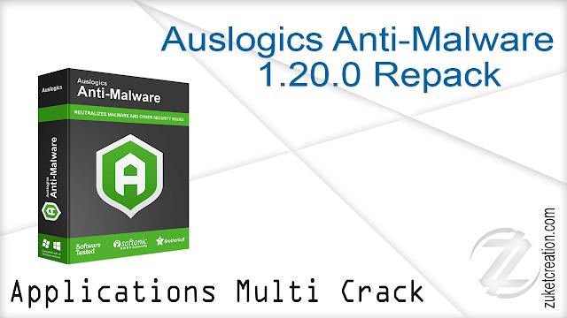Auslogics Anti-Malware v1.20.0.0 Repack