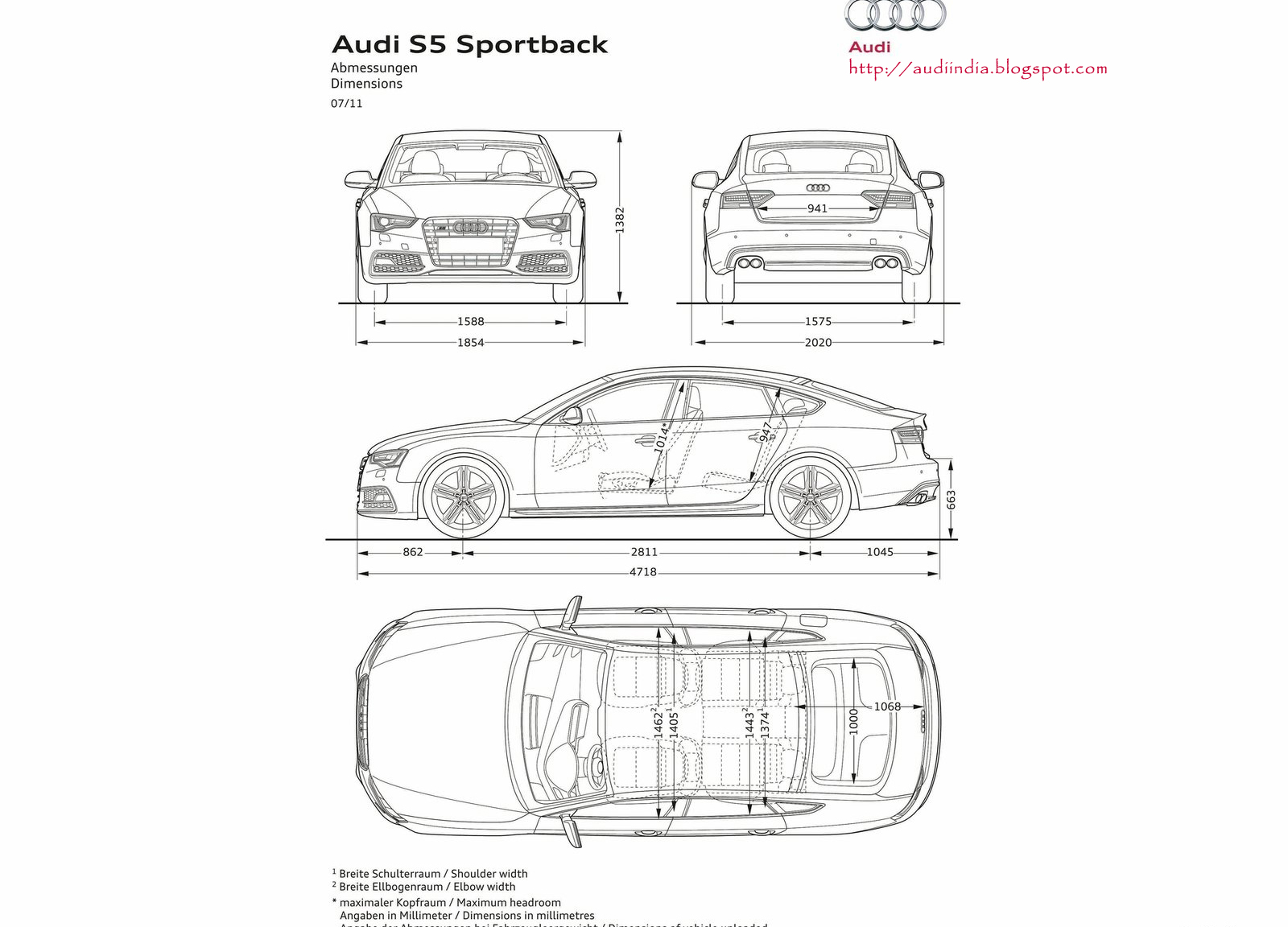 The World of Audi: January 2012