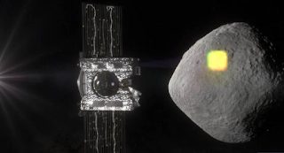 NASA's OSIRIS-REx spacecraft finds evidence of water on asteroid Bennu