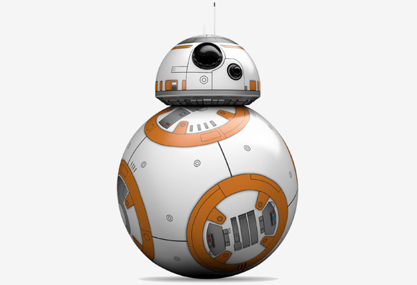 BB-8 Special Edition Best Price - Battle-Worn Exterior, BB-8 sports the wear and tear of Resistance missions
