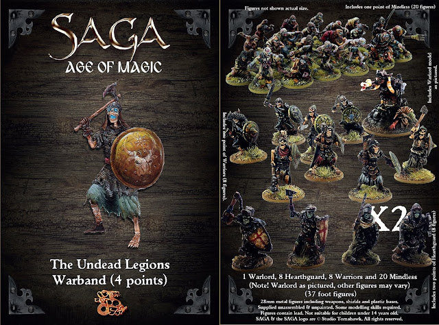 Undead Legions (Saga Age of Magic)