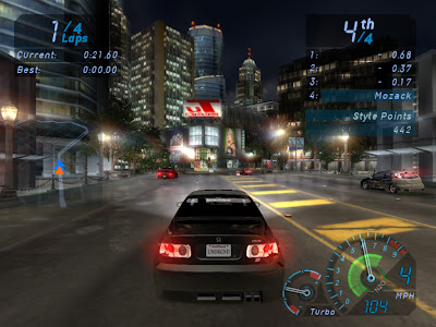 Need For Speed Underground 1 Screenshot