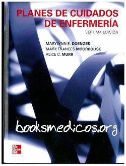 Planes De Cuidados De Enfermería 7ª Edición Booksmedicos