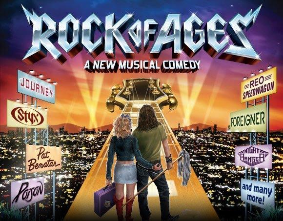 Rock Of Ages Pel 237 Cula Pelicula Trailer