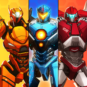 Pacific Rim Breach Wars - Robot Puzzle Action RPG Apk Mod