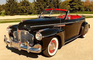 1941 Buick Super 51C Convertible Front Right
