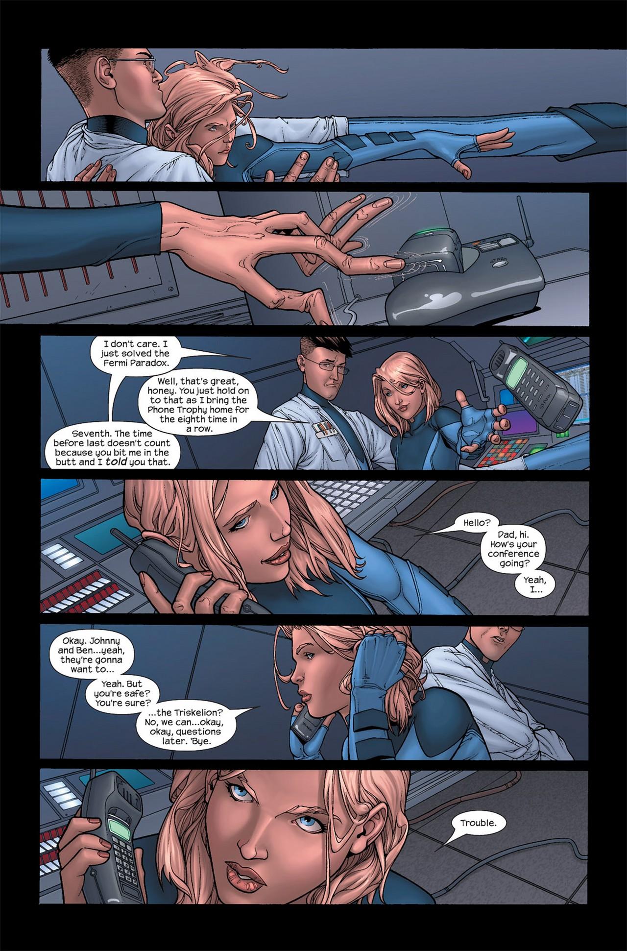 Read online Ultimate Secret comic -  Issue #2 - 18