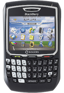 BlackBerry 8700r