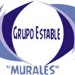 "LOGOTIPO DEL GRUPO ESTABLE ""MURALES"""