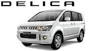 all new Mitsubishi delica