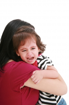 "Image ""Girl Crying In Mothers Arm"" courtesy of David Castillo Dominici at www.freedigitalphotos.net"