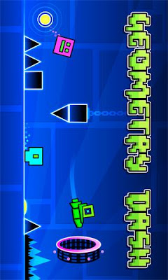 Download Geometry Dash 2.0.1.0 XAP For Windows Phone