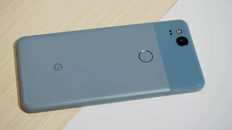 Google show off three colour variant of Pixel 3 on a  Japanese Web-page