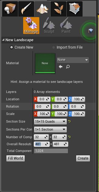 UE4 Terrain and Landscape full tutorial   OnlineDesignTeacher