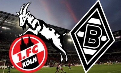 FC Koln vs Borussia Monchengladbach Full Match & Highlights 14 January 2018