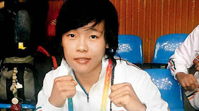 Sarjubala Devi Claims Gold in National Women's Boxing Championship