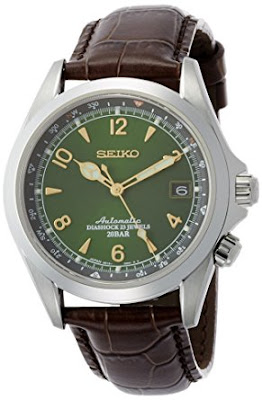 Seiko SARB017 Alpinist Men's Watch