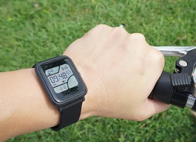 Review Amazfit BIP Smartwatch Murah Paling Tahan Lama