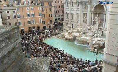 Câmera ao vivo da Italia