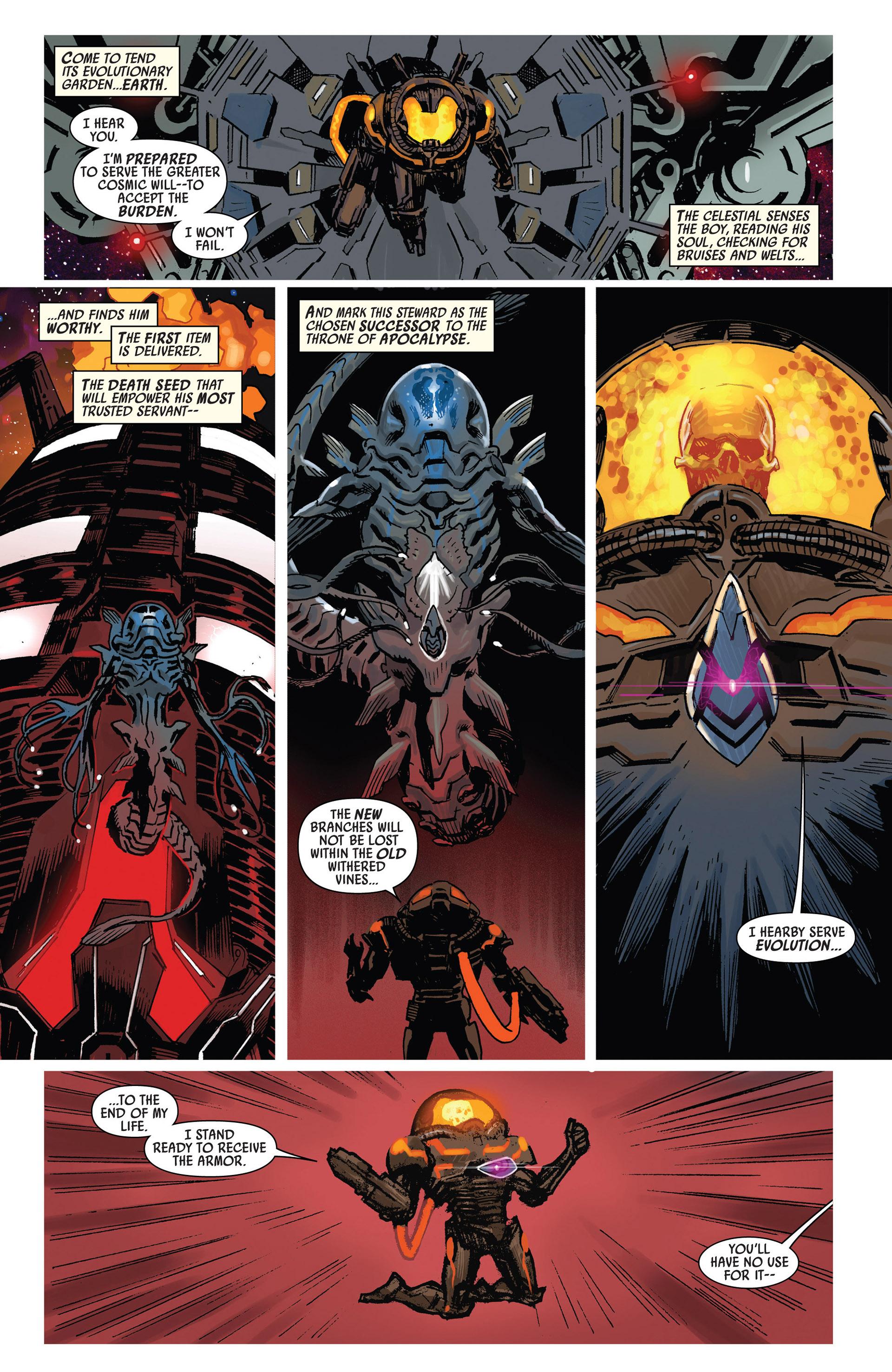 Read online Uncanny Avengers (2012) comic -  Issue #7 - 5