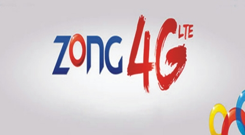 zong 4g lte the fastest internet service in pakistan