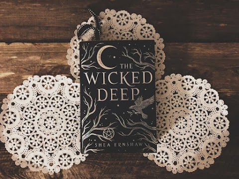 Book Review: The Wicked Deep by Shea Ernshaw