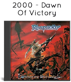 2000 - Dawn Of Victory