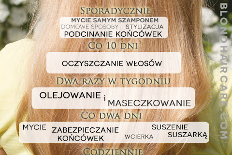 Piramida pielęgnacji włosów - listopad 2013 - czytaj dalej »
