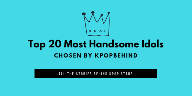 handsome kpop idols