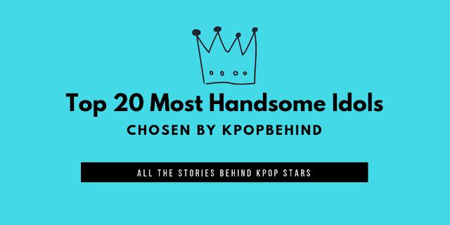 handsome kpop idols