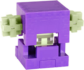 Minecraft Shulker Survival Mode Figure